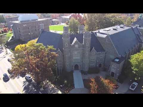 Experience WCU Campus From Above! Video