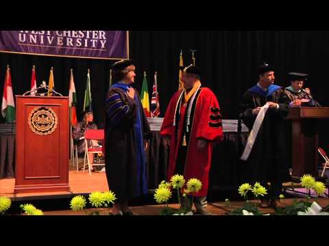 video: Graduate Commencement Ceremony 5/11/15