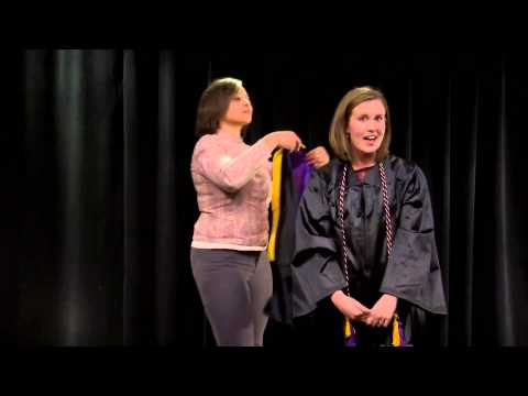 video: Cap and Gown