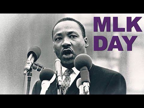 video: WCU MLK Day 2017: 'Keeping the legacy alive video'