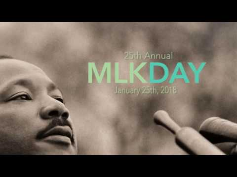 video: WCU 2018 - Dr. Martin Luther King, Jr.