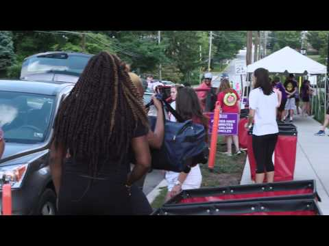 video: Move In Day 2015