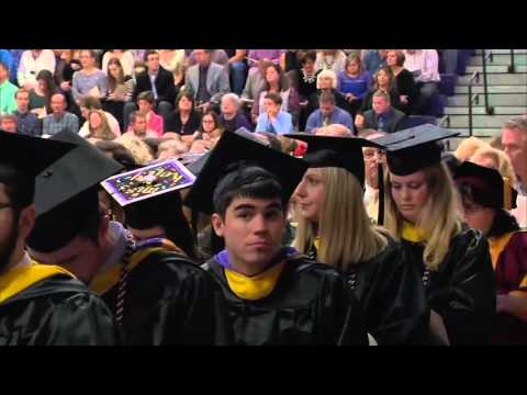 video: WCU Undergraduate Commencement PM Ceremony 12/13/15