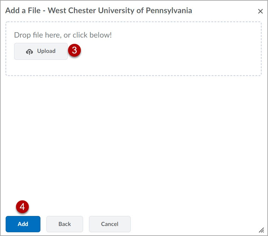 D2L Screenshot