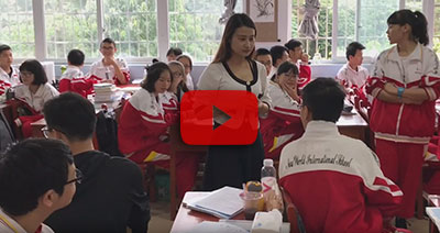 2017 Study Abroad China-Service Learning with Bela video