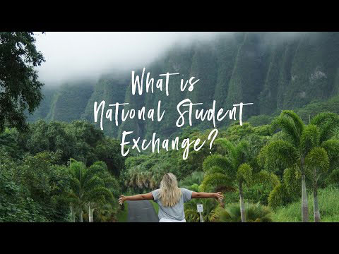 Watch the What is NSE - National Student Exchange Student Interviews video