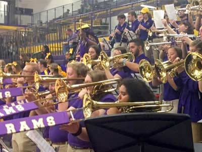 Bands at WCU - West Chester University