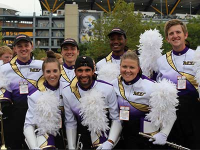Golden Rams Marching Band