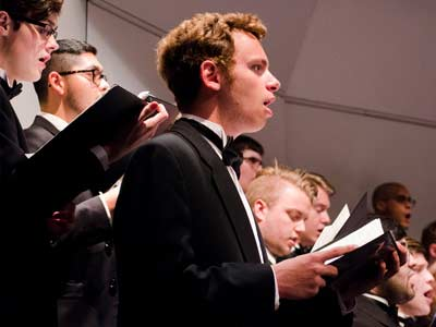 Choral Music at WCU - West Chester University