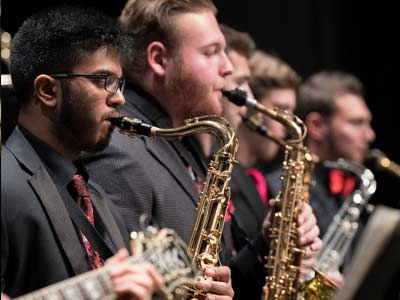 Statesman Jazz Ensemble
