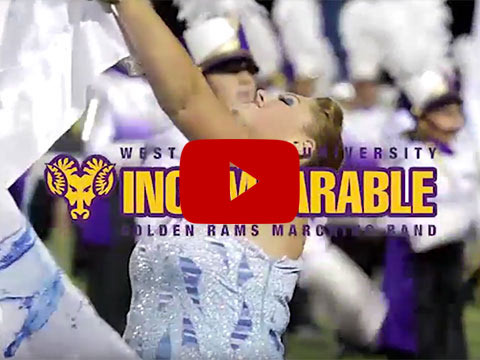 Incomparable Golden Rams Video