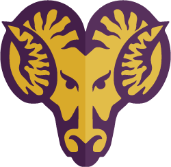Golden Rams Logo