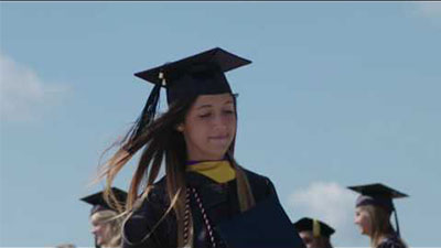 West Chester University of Pennsylvania's Commencement Ceremony Highlights 2016