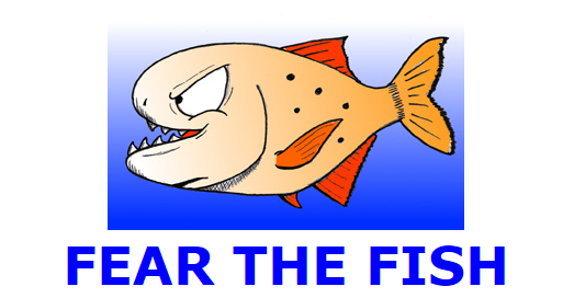 Fear the fish