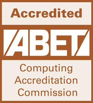 Accredited ABET Computing Accreditation Comissions