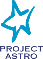 Project ASTRO star logo