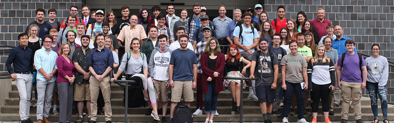 Earth and Space Sciences - West Chester University
