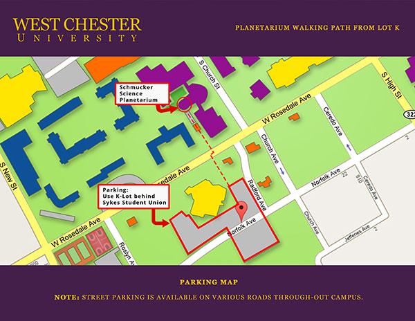 Visit West Chester University