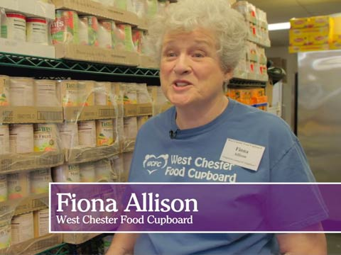 WCU Food Cupboard