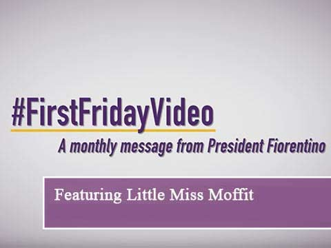 #FirstFridayVideo - January 2020