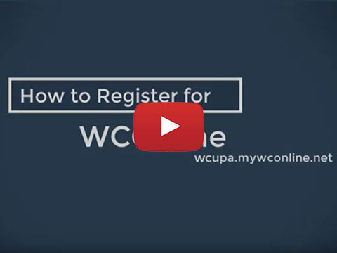 Video: How to register for WC Online
