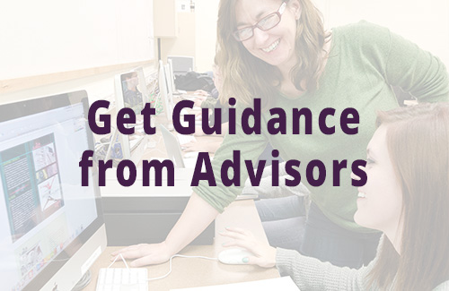 'Get Guidance from Advisors'