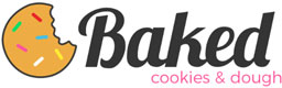 Baked Cookies and Dough Logo